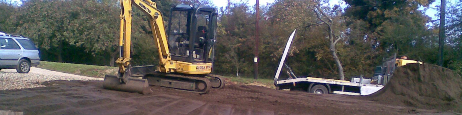 Operated Plant Hire Ipswich